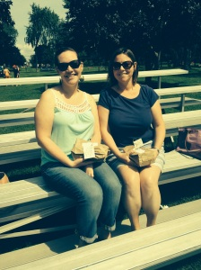 two lovely pixies picnicking in victoria park.  what a great way to dine!  did you know that pixies deliver to picnic locations?